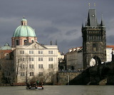 Prague, Bridge, CZ