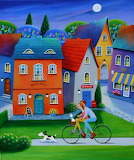 Let's stay here for the night - Iwona Lifsches