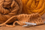 Fall knitting