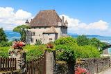 Yvoire-Castle-France
