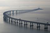 Mega-Bridge-linking Hong Kong to China
