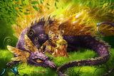 dragon+fairy