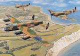 Battle of Britain Memorial Flight - Trevor Mitchell
