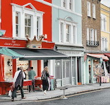 Notting Hill London Uk