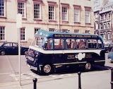 Tourist minibus