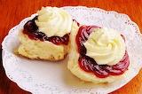 #Jam & Clotted Cream Scones