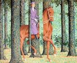 Le blanc-seing, René Magritte