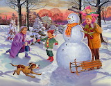 Family Fun In The Snow ~ lruppert