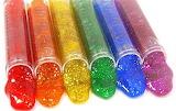 Разноцветные блестки