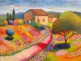 Provence landscape, Stefan Silvestru