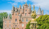 Scotland, Glamis castle