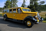 White Motors 1937 Yellowstone Bus