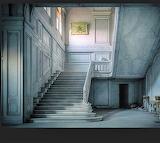 Staircase Castle Moulbaix Belgium