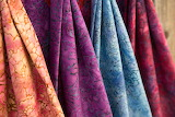 Color fabric collection