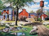 Farmyard-companions