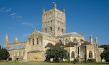 Abbey Church of St Mary the Virgin, Tewkesbury, U.K.