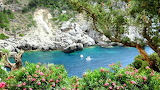 Paleokastritsa-one of the most famous places in Corfu