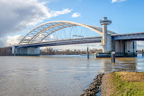 Brienenoord bridge Rotterdam