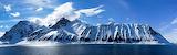 Mountains in Hornsund, Svalbard