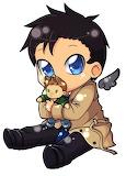 ChiBi Cas & Dean Doll
