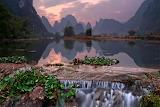 China Yangshuo-Arr. Rivier-Li