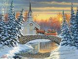 ^ Christmas Sleigh Ride ~ Sam Timm