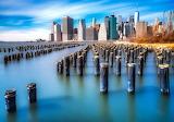 Brooklyn harbor - New York
