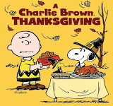 #Charlie Brown Thanksgiving by Charles Schulz