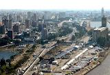 Argentinië Santa-Fe Santa-Fe-Stad-algemeen-beeld