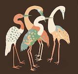 Rotate the Cranes