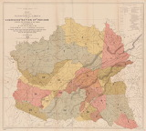 1884 Map of Cherokee Nation
