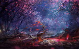 forest beautiful fantasy art