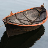 Lonely old boat
