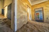 #Abandoned House in Namibian Desert