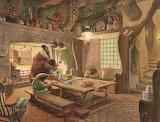 Animals - Mr Badgers Cozy Kitchen