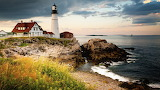 Portland-Head-Light-Cape-Elizabeth-lighthouse-gulf-of-Maine-coas
