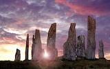 Scotland sunrise