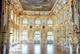Бальный зал Большого Петергофского дворца