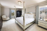 Modern Mirror Bedroom Suite