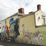 Cardiff street