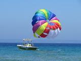Greek parachute