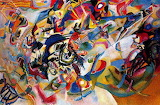 Vassily Kandinsky, 1913 - Composition 7 CC0
