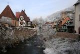 Keyserberg Alsace France canada winter