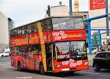 Bus in Berlin-Germany