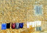 Washing Day, Mediterranean