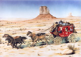 Red Stagecoach
