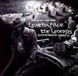 Krayzie Bone AKA Leathaface Legends Underground Pt.1 Album Cover