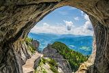 2) Eisriesenwelt, the largest Ice Cave in the World, Werfen, Aus
