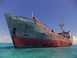Beached Shipwreck