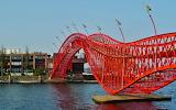 Amsterdam Python Bridge